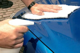 Waterless Detailer How It Works